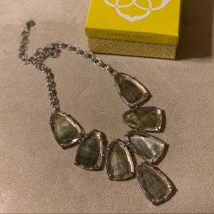 Kendra Scott Harlow Suspended Mother of Pearl